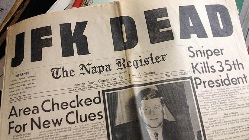 Diez hechos clave que revelan los documentos sobre el asesinato de Kennedy