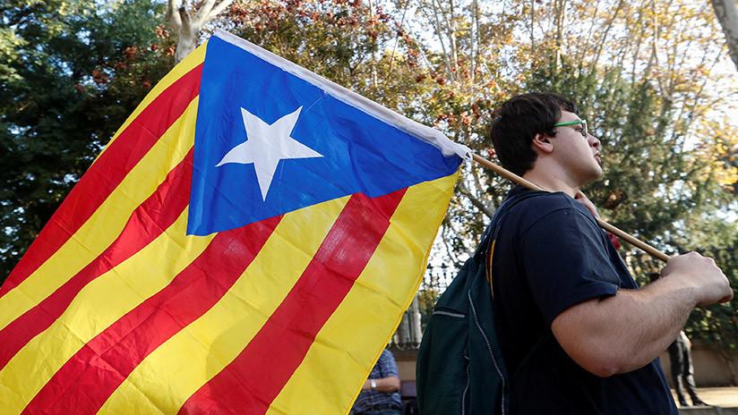 La declaración de independencia de Cataluña desata una guerra en Wikipedia