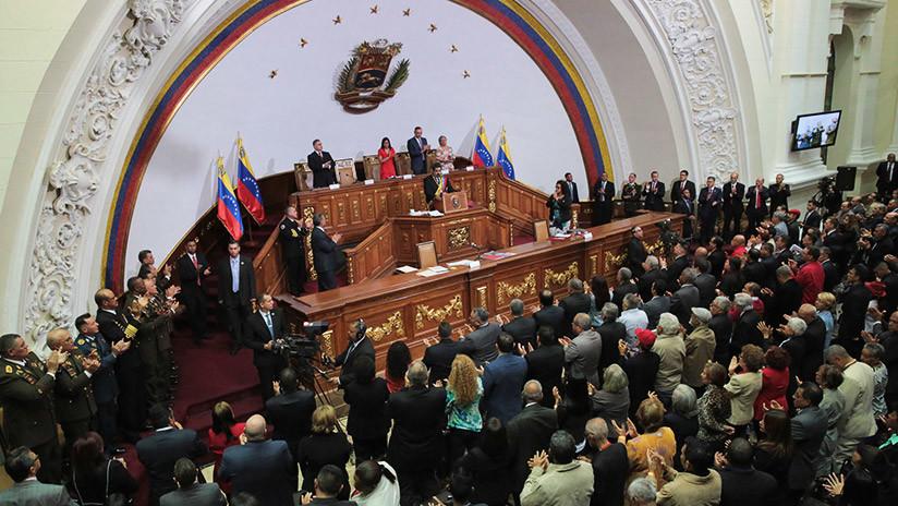 Un Gobierno paralelo: ¿le aplican a Venezuela la misma receta de Libia y Siria?
