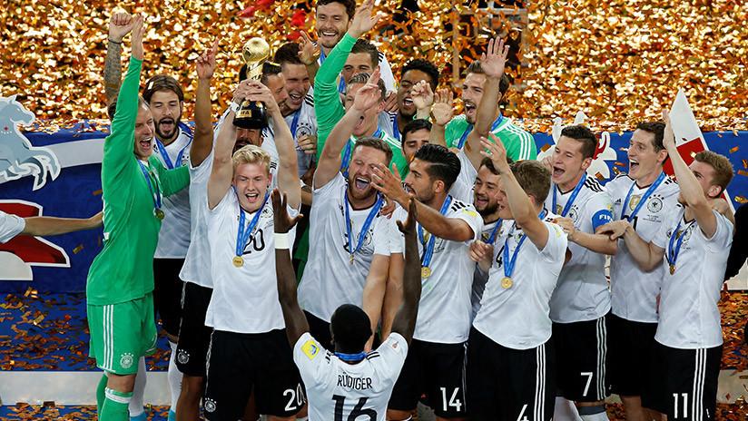 """La FIFA se plantea sustituir la Copa Confederaciones por """"algo especial"""""""