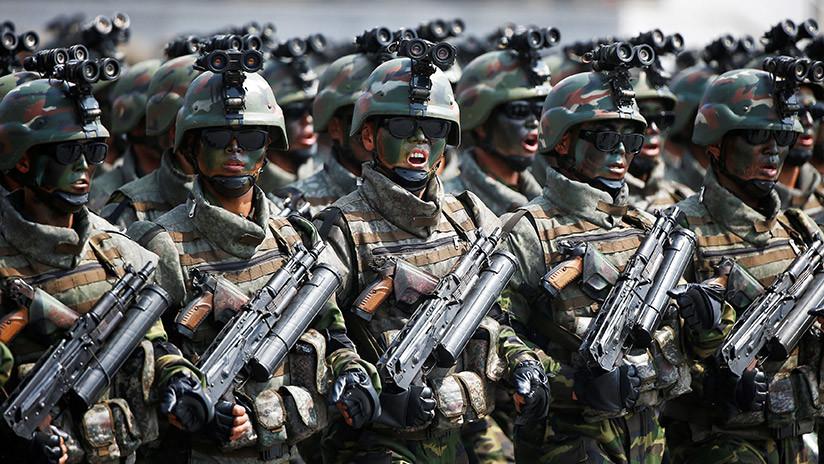 ¿Cómo sería la guerra en la península coreana incluso sin el uso de armas nucleares?