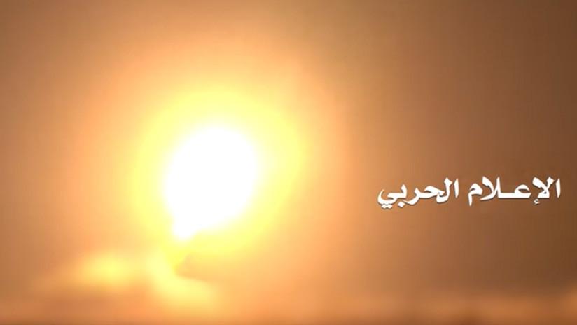 VIDEO: Los rebeldes yemeníes atacan Arabia Saudita con misiles soviéticos modificados
