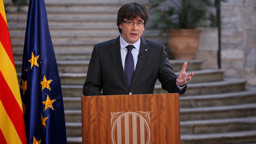 Este es el país que podría conceder asilo político a Puigdemont