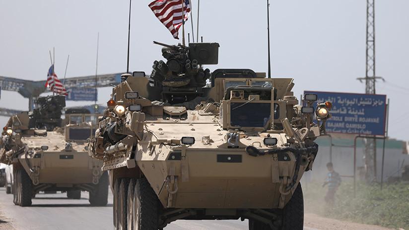 El 'Triángulo del Diablo', el juego político que Washington comenzó en Siria