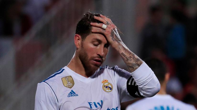 El recién ascendido Girona derrota al Real Madrid en la Liga española