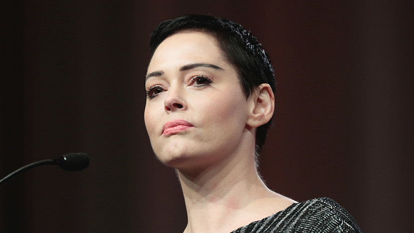 Escándalo sexual: Weinstein ofreció un millón de dólares a Rose McGowan por su silencio