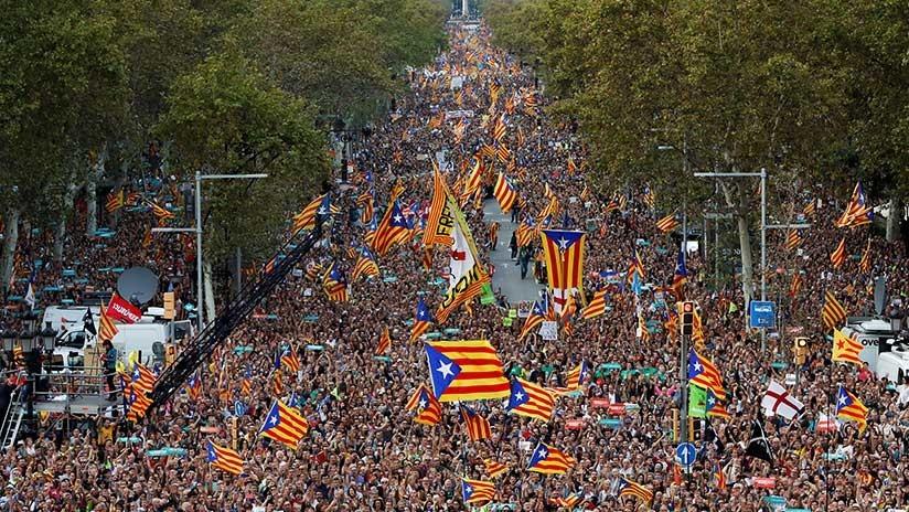 España: la Fiscalía presenta querellas contra el 'Govern' y el 'Parlament' por sedición y rebelión