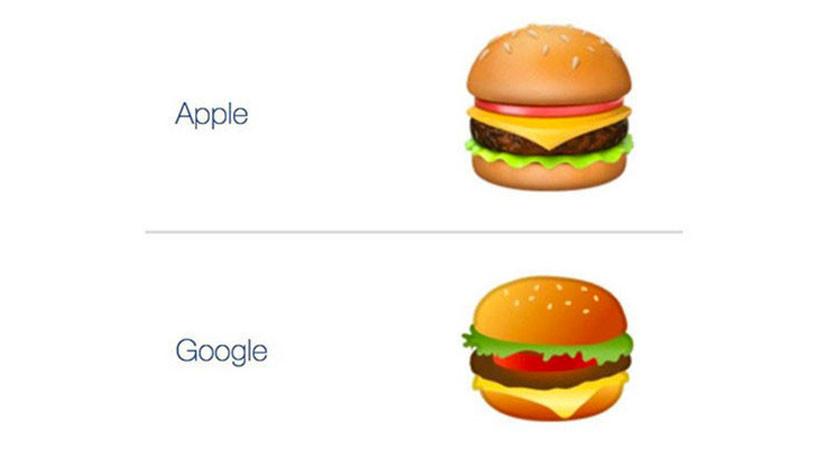 Una polémica sobre este 'emoji' se hace viral e involucra a Google, Apple y Facebook (FOTOS)