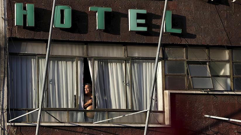 'Hoteles de paso' en la Ciudad de México: Foco de infecciones y escondrijo idóneo para delincuentes