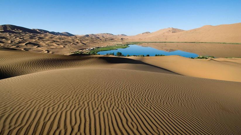 China construirá el túnel más largo del mundo para llevar agua del Tíbet al desierto de Taklimakán