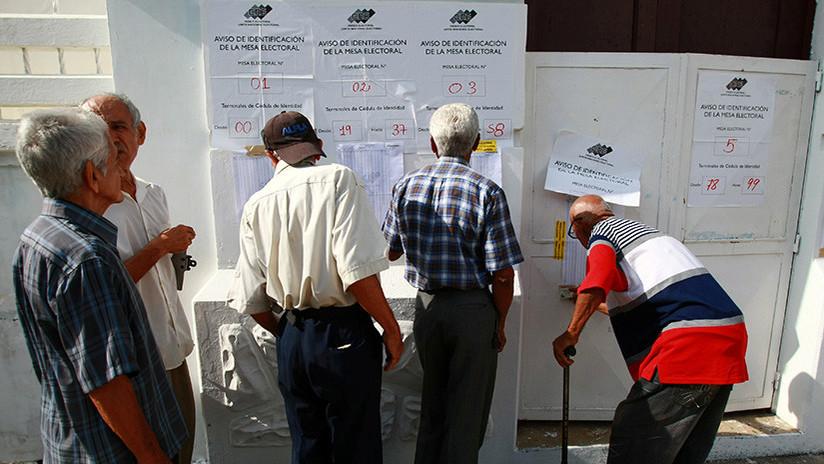 """""""¿Fraude?"""": Oposición venezolana no irá a elecciones municipales pero sí a presidenciales"""