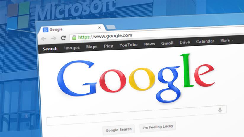 Empleado de Microsoft instala Chrome durante una presentación porque Edge no funcionó