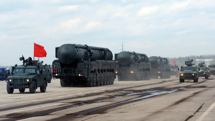 Militares rusos desvelan las prioridades de su programa de armas hasta 2025