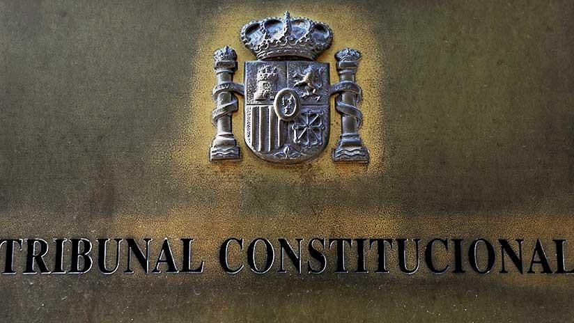 El Constitucional de España anula la declaración de independencia de Cataluña