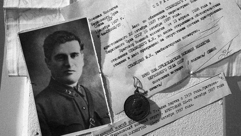 """Represiones y el Gran Terror en la URSS, el terrible pasado que """"no se puede eliminar ni justificar"""""""