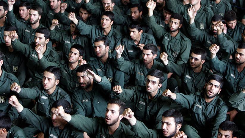 EE.UU. expande las sanciones contra la Guardia Revolucionaria de Irán