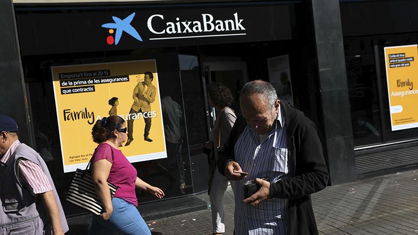 El banco sabadell traslada su domicilio social de catalu a - Banco sabadell oficina central ...