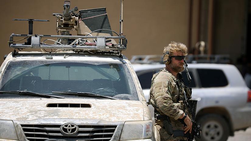 EIIL utiliza base de EEUU para atacar a fuerzas sirias — Rusia
