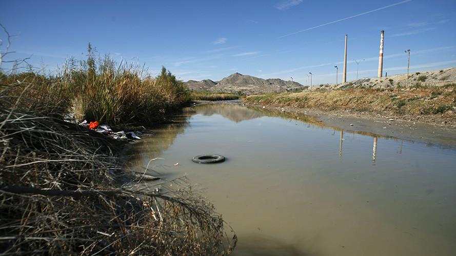 Suelo, agua y comida: México, contaminado por las pruebas atómicas de EE.UU.