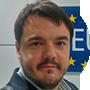 Íñigo Cruz Martínez, vicepresidente de la Unión de Europeístas y Federalistas en Madrid