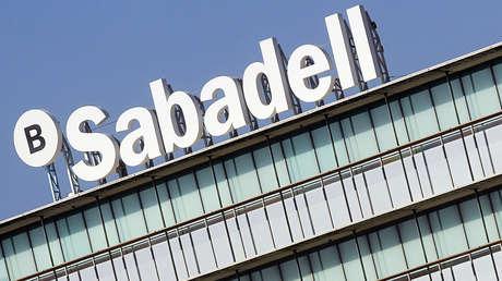 Sede del Banco Sabadell en Sant Cugat, cerca de Barcelona