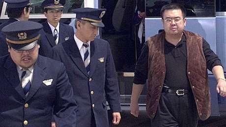 El hermano del líder norcoreano Kim Jong-nam