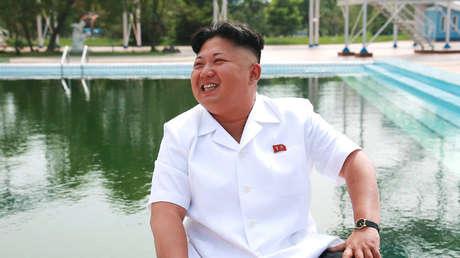 El líder de Corea del Norte,Kim Jong-un.