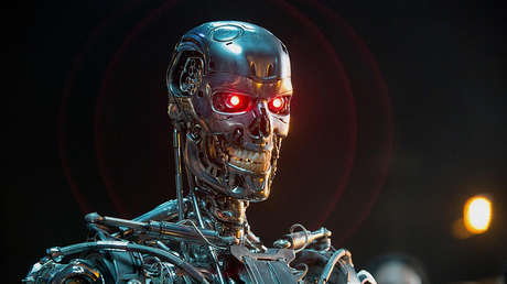 Una escena de la película Terminator Génesis.
