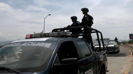 Imagen ilustrativa de la Policía en el estado de Guerrero