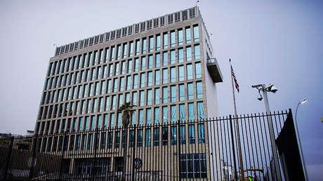 La Embajada de EE.UU. en La Habana