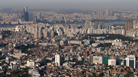 Seúl, capital de Corea del Sur.