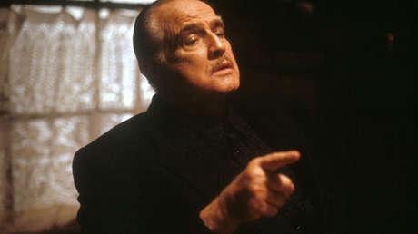 Una escena de la película El novato (1990).