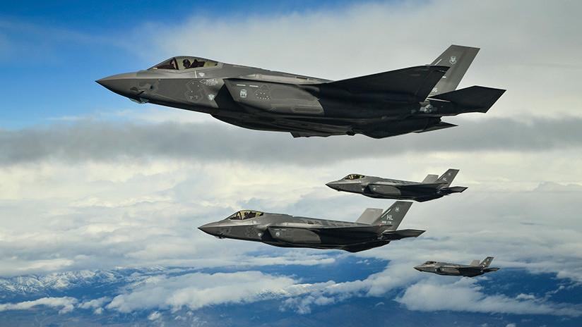 EE.UU. hace llegar a Japón sus aviones de combate más avanzados en medio de tensiones con Pionyang