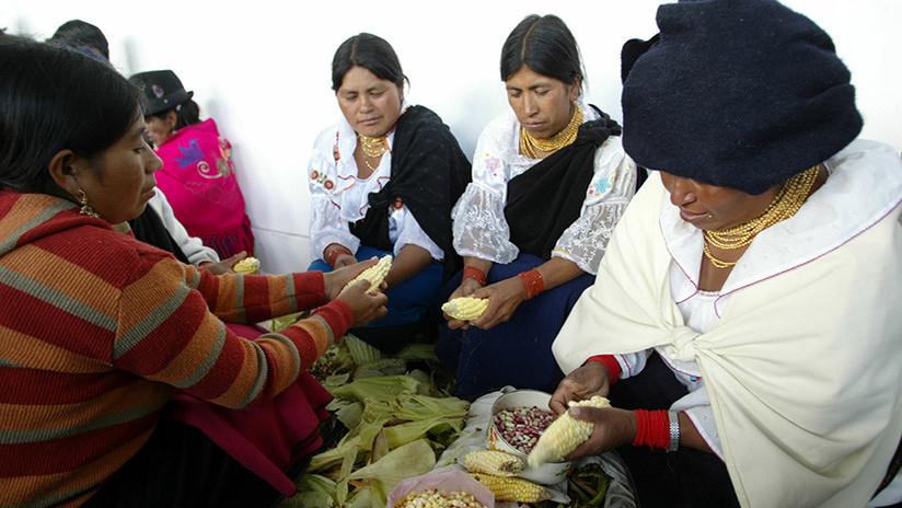 d5a50ccf99066 Ecuador pide cesar al embajador de Argentina por sus comentarios  despectivos sobre los indígenas