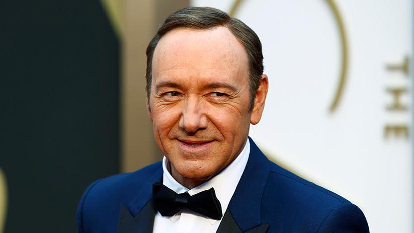 Un actor mexicano denuncia numerosos acosos por parte de Kevin Spacey