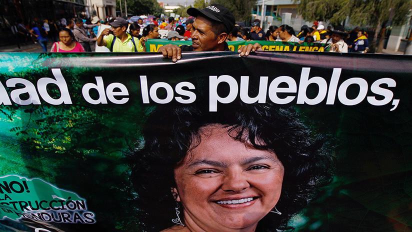 Un informe desenmascara la conspiración para asesinar a la dirigente hondureña Berta Cáceres