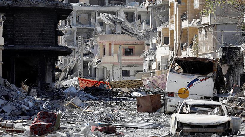 """""""Absurdo geográfico"""": Rusia responde a una polémica declaración de EE.UU. sobre Siria"""