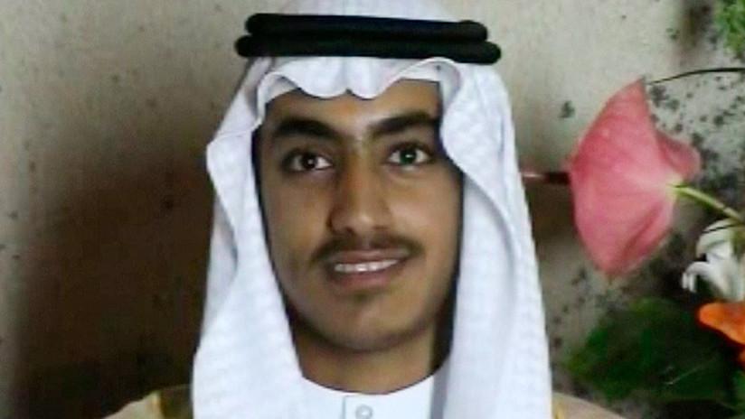 La CIA publica un video que muestra al hijo mayor de Osama Bin Laden