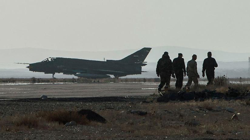"""Rusia: """"La bomba química de Jan Sheijun fue hecha con una tubería y no fue lanzada desde un avión"""""""