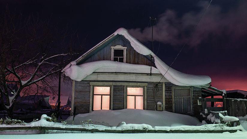 La 'minería' de bitcoines calienta casas en Siberia (VIDEO)