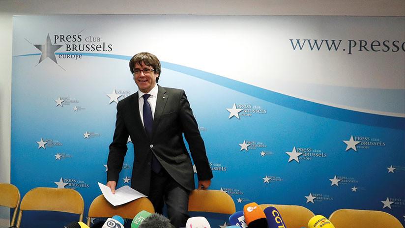 El primer ministro de Bélgica pide a su Gabinete que no hable más sobre Cataluña