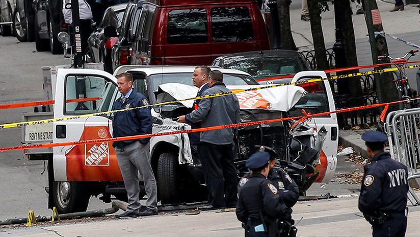 ¿Por qué el Estado Islámico no se responsabiliza del atropello mortal en Nueva York?