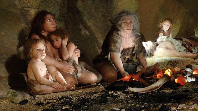 Científicos encuentran una increíblemente sencilla causa de la extinción de los neandertales