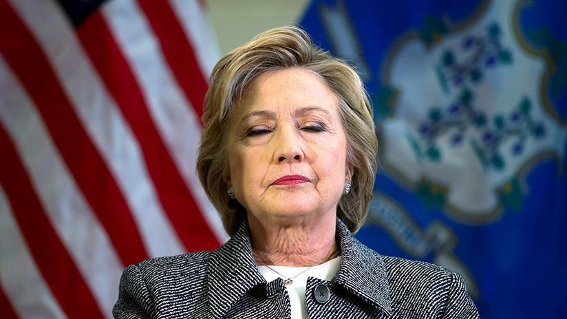 ¿Quién habló primero sobre la salud de Hillary Clinton?: Una senadora de EE.UU. dice que fue RT