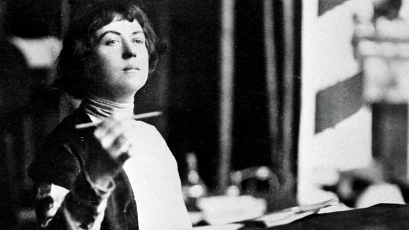 Alexandra Kolontái: la feminista bolchevique que se convirtió en la primera mujer en un Gobierno