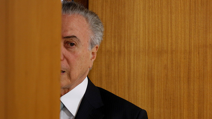 La presidencia de Temer, inmune a los casos de corrupción y las medidas impopulares