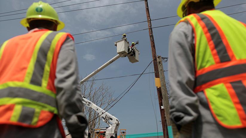 EE.UU. asume el 90% de los gastos de reconstrucción de Puerto Rico