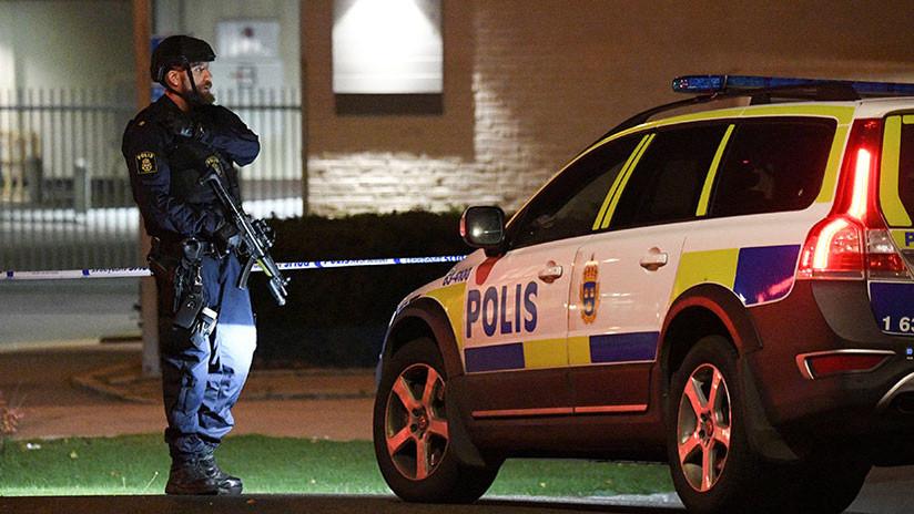 Se registra una explosión junto a un club nocturno en Suecia