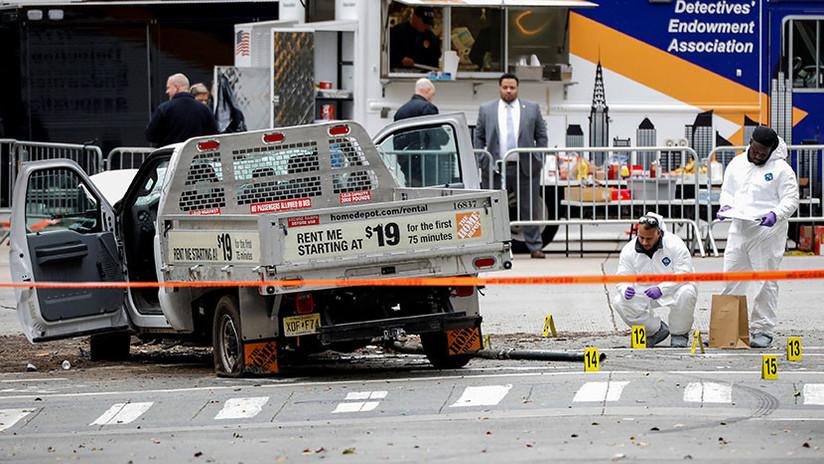 El Estado Islámico se atribuye la responsabilidad del atentado en Nueva York