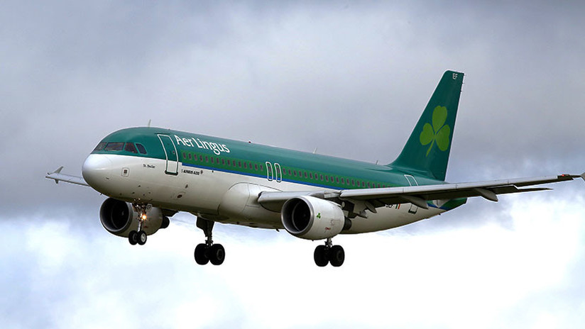 Un vuelo Dublín-Madrid declara una emergencia en plena ruta